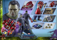 Hot Toys 1/6 Avengers Endgame The Hulk Sixth Scale MMS558 Action Figure 1