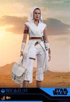 Hot Toys 1/6 Star Wars Episode IX The Rise of Skywalker Rey & D-O Sixth Scale Figure MMS559 5