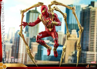 Hot Toys 1/6 2018 Spider-Man Video Game Iron Spider Scale Action Figure VGM38 3