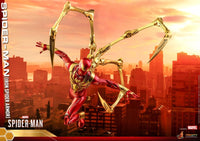 Hot Toys 1/6 2018 Spider-Man Video Game Iron Spider Scale Action Figure VGM38 6