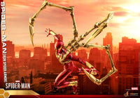 Hot Toys 1/6 2018 Spider-Man Video Game Iron Spider Scale Action Figure VGM38 7