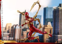 Hot Toys 1/6 2018 Spider-Man Video Game Iron Spider Scale Action Figure VGM38 8