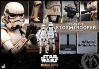 Hot Toys 1/6 Star Wars The Mandalorian Remnant Stormtrooper Sixth Scale Figure TMS011