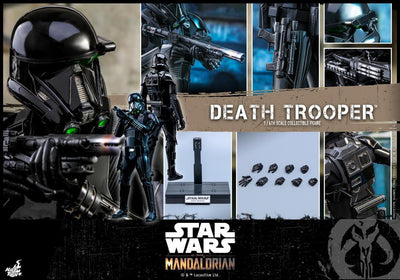 Hot Toys 1/6 Star Wars The Mandalorian Death Trooper Sixth Scale Figure TMS013