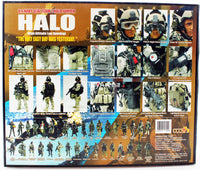 Hot Toys 1/6 Halo High Altitude Low Opening US Navy Seal Team 2 Halo Jumper Action Figure