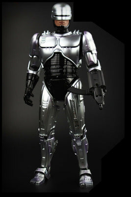Hot Toys 1/6 Robocop Scale Action Figure MMS26