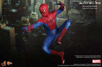 Hot Toys The Amazing Spider-Man Movie Masterpiece 1/6 Action Figure MMS179