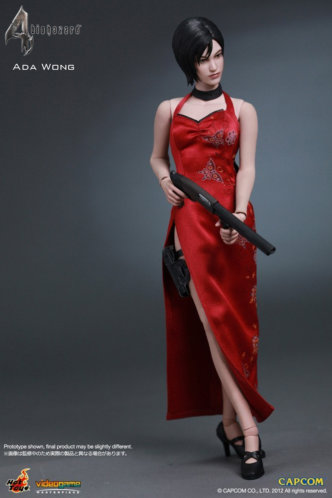 Hot Toys Resident Evil 4 HD Ada Wong 1/6 Scale Action