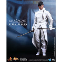 Hot Toys G.I. Joe Retaliation Storm Shadow 1/6 Scale Action Figure MMS193