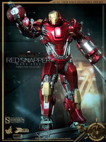 Hot Toys 1/6 Iron Man Mark XXXV (35) Red Snapper Iron Man Sixth Scale Figure PPS002