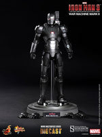 Hot Toys 1/6 Iron Man 3 War Machine Mark II Diecast Iron Man Sixth Scale Figure MMS198-D03