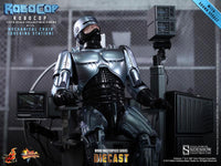 Hot Toys 1/6 RoboCop with Mechanical Chair Sixth Scale Figure MMS203-D05