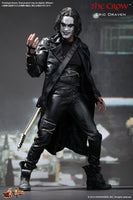 Hot Toys The Crow Eric Draven 1/6 Scale Action Figure MMS210