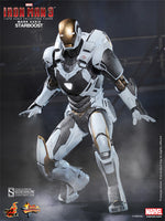 Hot Toys Iron Man Mark XXXIX Starboost 12 Inch 1/6 Scale Action Figure MMS214