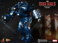 Hot Toys 1/6 Iron Man Igor Mark XXXVIII Movie Masterpiece Series Collectible Figure MMS215
