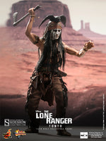 Hot Toys Tonto The Lone Ranger 12 Inch 1/6 Scale Action Figure MMS217