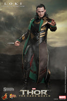 Hot Toys Loki Thor The Dark World 12 Inch 1/6 Scale Action Figure MMS231