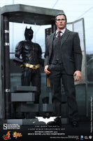 Hot Toys Batman Armory with Bruce Wayne and Alfred 12 Inch 1/6 Scale Action Figure MMS236