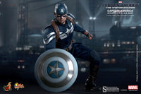 Hot Toys 1/6 Captain America Stealth S.T.R.I.K.E. Suit Sixth Scale Figure MMS242