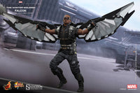 Hot Toys 1/6 Falcon Captain America The Winter Soldier Sixth Scale Figure MMS245