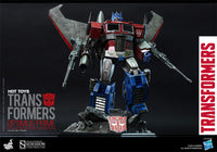 Hot Toys Optimus Prime Starscream Version Collectible Figure TF001