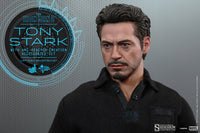 Hot Toys Tony Stark with Arc Reactor Creation Accessories Collectible Set Iron Man 2 1/6 Scale Action Figure MMs273