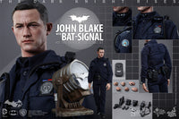 Hot Toys The Dark Knight Rises John Blake (Robin) with Bat-Signal 1/6 Scale Action Figure MMS274