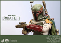 Hot Toys 1/4 Boba Fett Episode VI Return of the Jedi Quarter Scale Figure QS Series QS003
