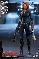 Hot Toys The Avengers Age of Ultron Black Widow 1/6 Scale Action Figure MMS288