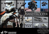 Hot Toys Star Wars 1/6 Ep4 Sandtrooper MMS295