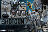 Hot Toys 1/6 Iron Man 3 Iron Man Mark XL (40) Shotgun Sixth Scale Figure MMS309