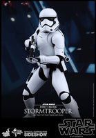 Hot Toys 1/6 First Order Stormtrooper Star Wars Episode VII The Force Awakens MMS317 Sixth Scale Figure