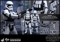 Hot Toys 1/6 First Order Heavy Gunner Stormtrooper Star Wars Episode VII The Force Awakens Sixth Scale Figure MMS318