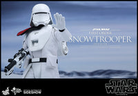 Hot Toys 1/6 First Order Snowtrooper Officer Star Wars Episode VII The Force Awakens MMS322 Sixth Scale Figure