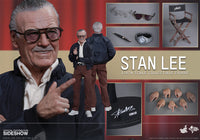 Hot Toys 1/6 Stan Lee Sixth Scale Figure MMS327
