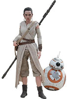 Hot Toys 1/6 Star Wars Episode VII The Force Awakens Rey and BB8 Set Sixth Scale MMS337