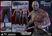 Hot Toys 1/6 Guardians of the Galaxy Drax The Destroyer Sixth Scale MMS355