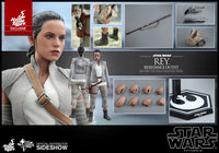 Hot Toys 1/6 Star Wars Episode VII The Force Awakens Rey Resistance Outfit Sixth Scale MMS377