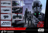 Hot Toys 1/6 Star Wars Rogue One Death Trooper Sixth Scale Figure MMS398