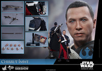 Hot Toys 1/6 Star Wars Rogue One Chirrut Imwe Sixth Scale Figure MMS402