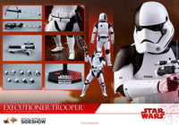 Hot Toys 1/6 Star Wars: The Last Jedi First Order Executioner Trooper Sixth Scale Figure MMS428