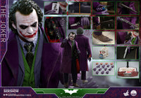 Hot Toys 1/4 The Joker DC Comics The Dark Knight Quarter Scale QS010