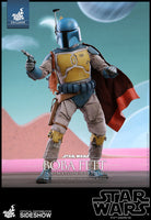 Hot Toys 1/6 Boba Fett Animation Ver. Star Wars: Holiday Special TMS006 Sixth Scale Figure