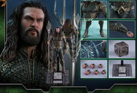 Hot Toys 1/6 Justice League: Aquaman Sixth Scale Figure MMS447
