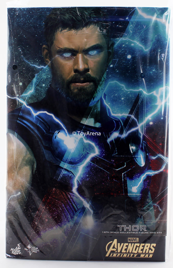 Hot Toys 1/6 Avengers Infinity War Thor MMS474 Sixth Scale Figure