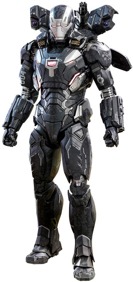 Hot Toys 1/6 War Machine Mark IV (MK 4) Marvel Avengers: Infinity War Diecast Sixth Scale MMS499-D26