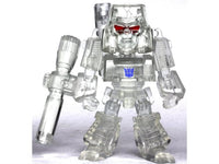 "Kids Logic Transformers Mecha Nations MN-03 Clear Megatron 3"" Action Figure"
