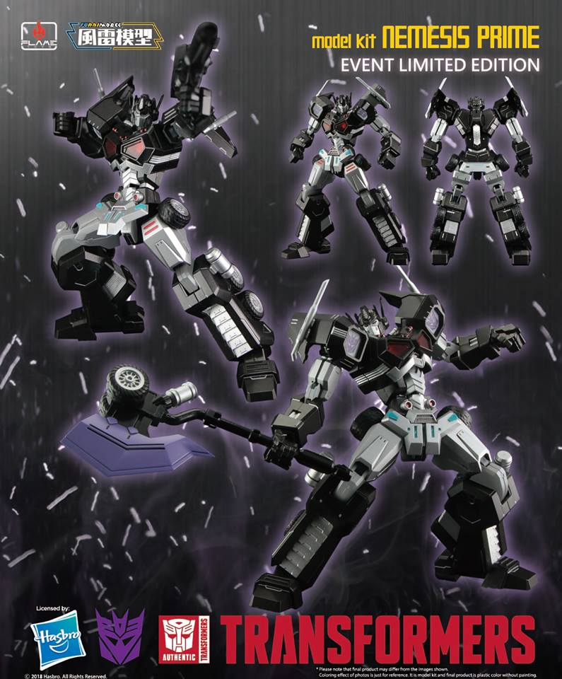 01 nemesis prime attack mode exclusive variant transformers