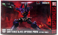 Flame Toys Furai 07 Transformers Shattered Glass Optimus Prime (Attack Mode) Model Kit