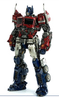 ThreeZero Transformers Bumblebee Movie Optimus Prime DLX Scale Figure